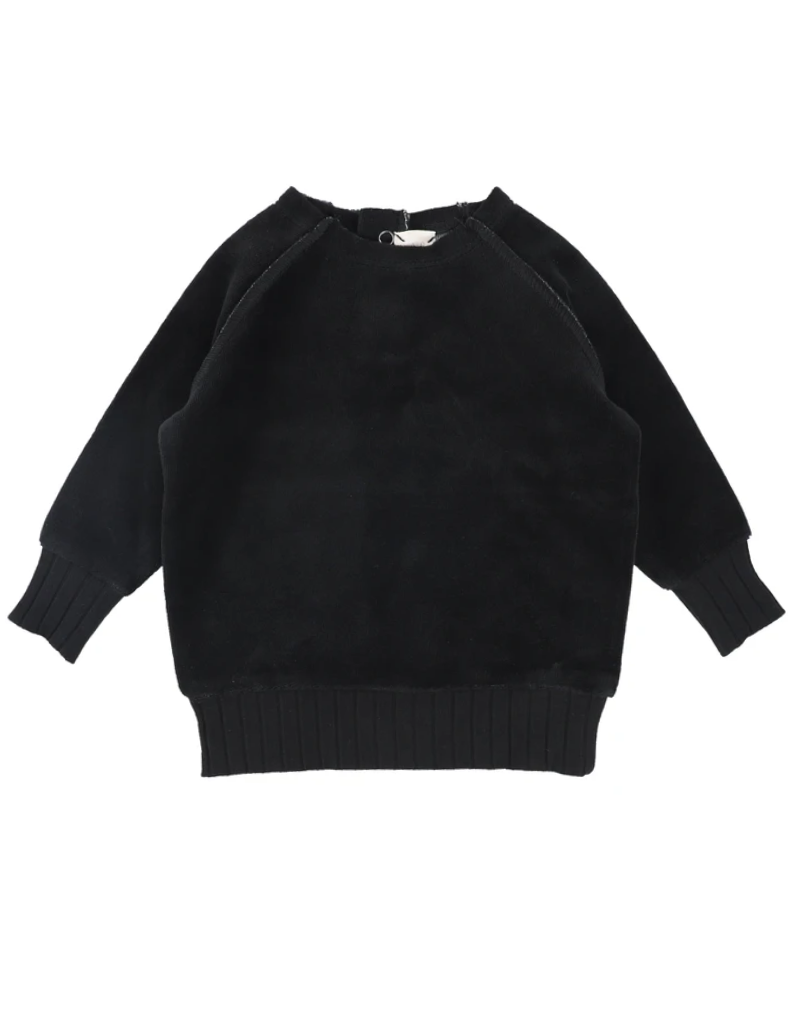 lil legs Analogie  Velour Sweater