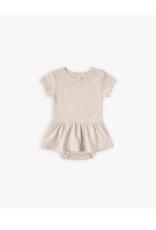 Quincy Mae Quincy Mae Baby  Pointelle Skirted Onesie