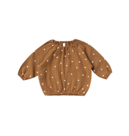 Quincy Mae Quincy Mae Baby  Cinch Long sleeve Tee
