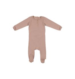 Pouf Pouf Ribbed Henley Footie