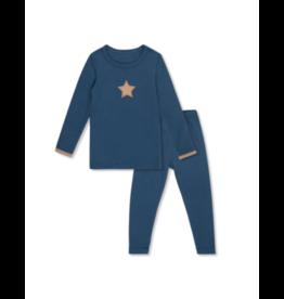 Bon Rever Bon Rever Deep Blue with Star Pajama