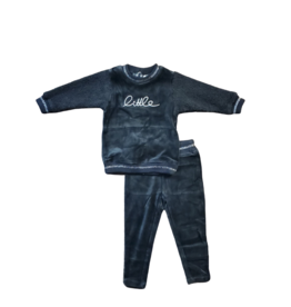 Peek-A-Boo Peek a Boo Cotton Velour Velour Set