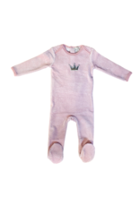 Lux Lux Baby Crown Romper