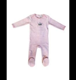 Lux Lux Baby Crown Romper