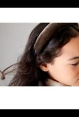 Knot Knot Portrait Velvet  Headband