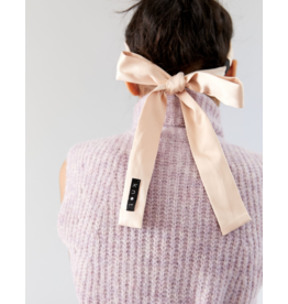 Knot Knot Silk Bow Clip