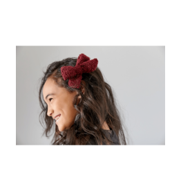 Knot Knot  Silhouette Boucle Bow Clip