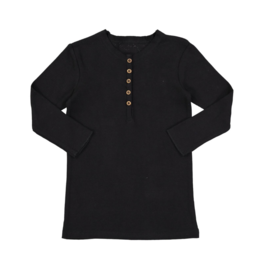 lil legs Analogie  Long sleeve Center Button Tee