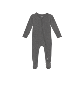 Posh Peanut Posh Peanut Footie Zippered One Piece