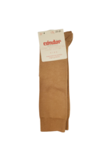 "Condor Condor ""Earth Tones""  Cotton Solid Knee Socks - 2019/2"