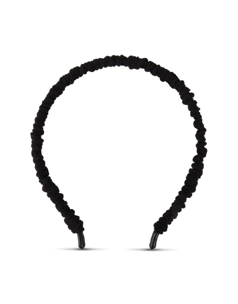 Heirlooms Heirlooms Gathered Suede Headband