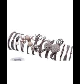 Heirlooms Heirlooms Assorted Pony Holder Set