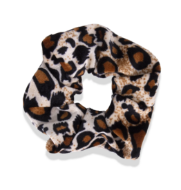 Heirlooms Heirlooms Leopard Scrunchy Small Print