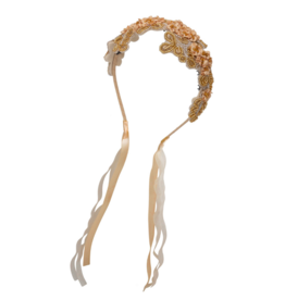 Project 6 Blooming Icicles Headband With Hanging Ribbons