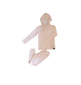 Sweet Bamboo Sweet Bamboo Girls French Terry Jogger/ Hoodie Set