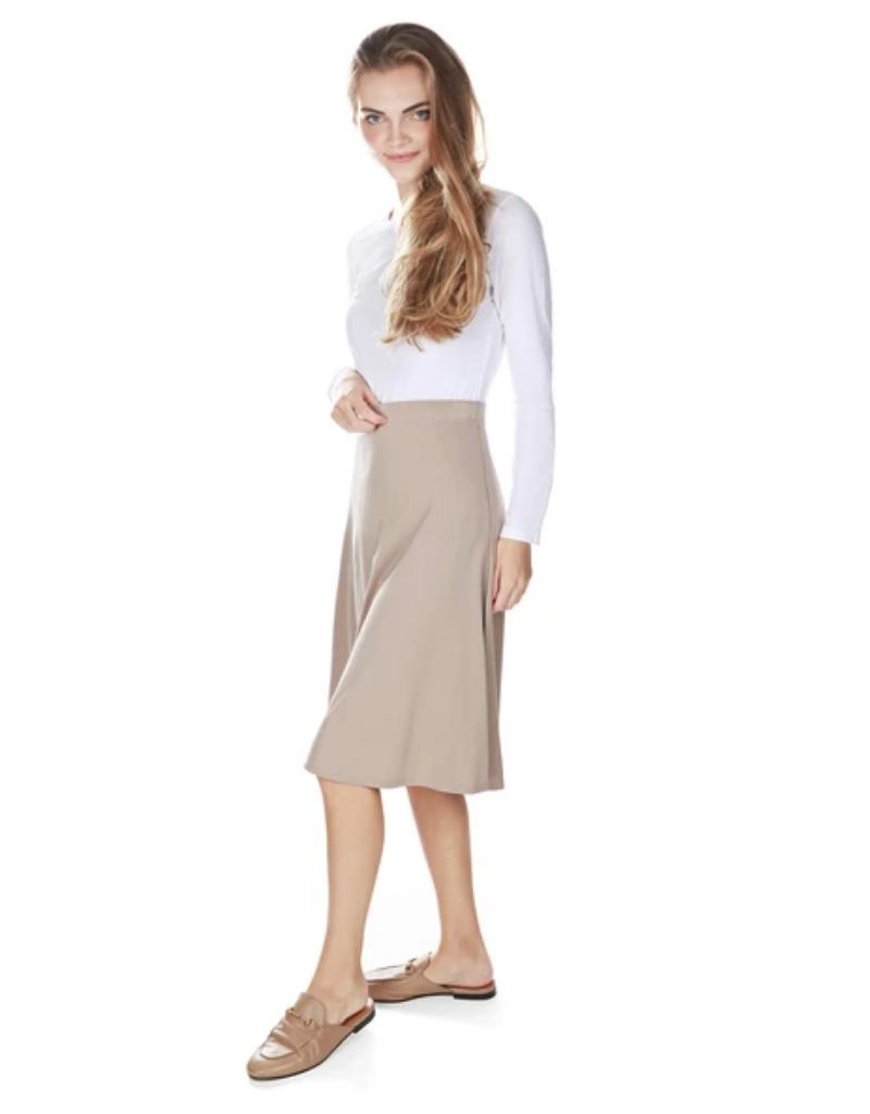 "the SLIM skirt the SLIM skirt ""Signature"" Flair"