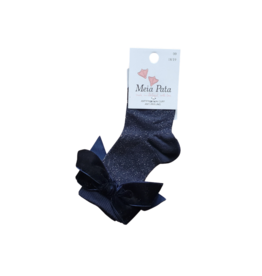 Meia pata Meia Pata Knee Sock with knot Velvet Bow
