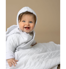 Kin + Kin Kin + Kin Raw Edged Baby Jacket