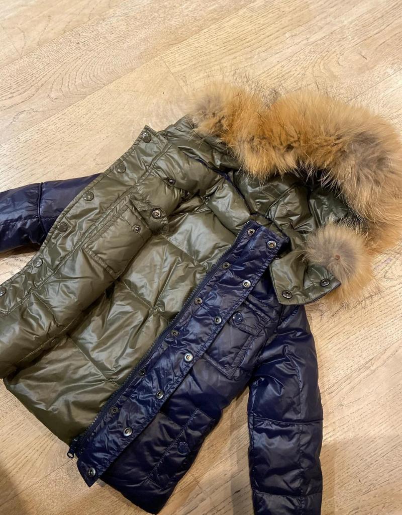 Manteau Manteau Reversible Jacket