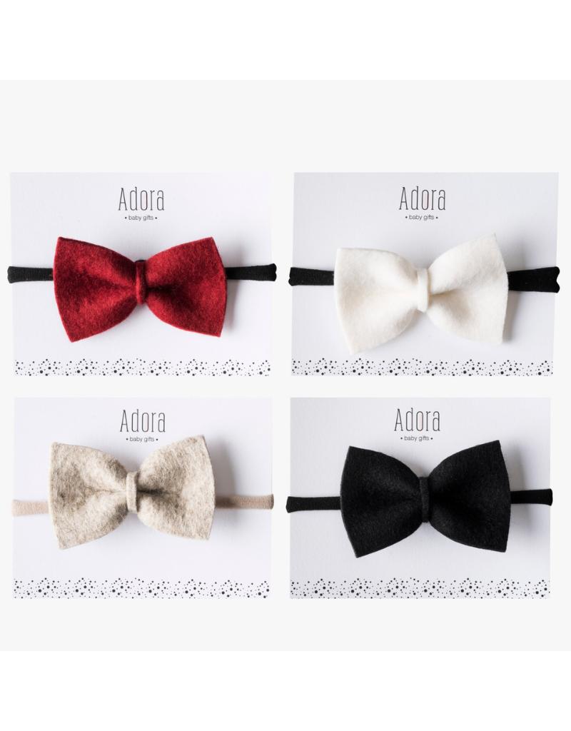 Adora Adora Wool Bow Headband
