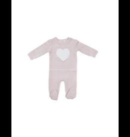 fragile Fragile Heart  Baby Romper