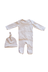 So Loved So Loved Rib Baby Romper Set (WBOCP4275)