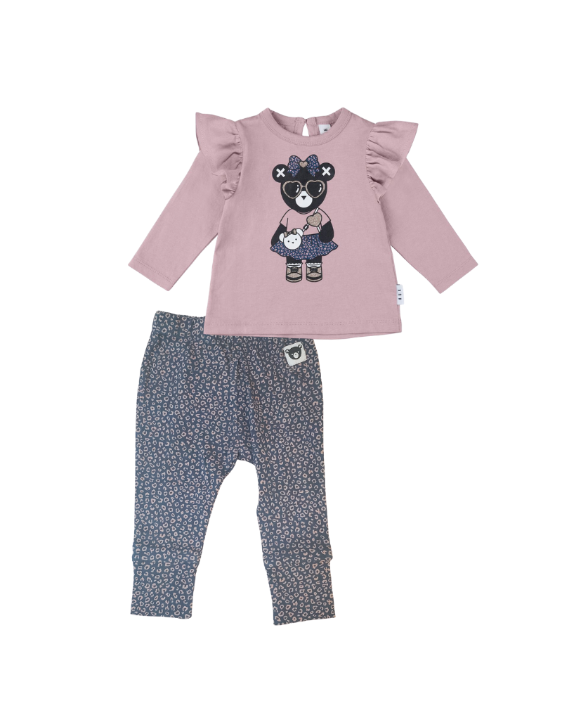 Huxbaby Huxbaby Ditzy Animal Set