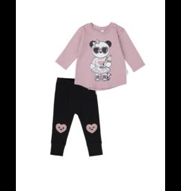 Huxbaby Huxbaby Panda Set