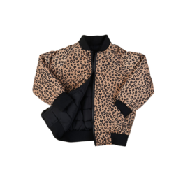 Huxbaby Huxbaby Animal Reversible Bomber