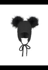 Maniere Maniere Baby Sparkle Tie Hat