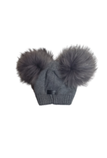 Maniere Maniere Baby Double Raccoon Hat
