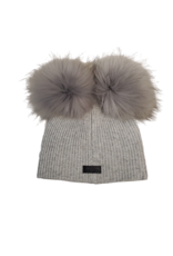 Maniere Maniere Girl  Raccoon Hat