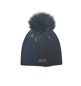 Maniere Maniere Women  Knitted Wool Hat
