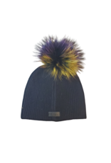 Maniere Maniere Women  Knitted Wool Hat