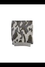 Maniere Maniere Camouflage Scarf
