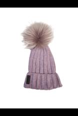 Maniere Maniere Women  Merino Wool Knit Hat