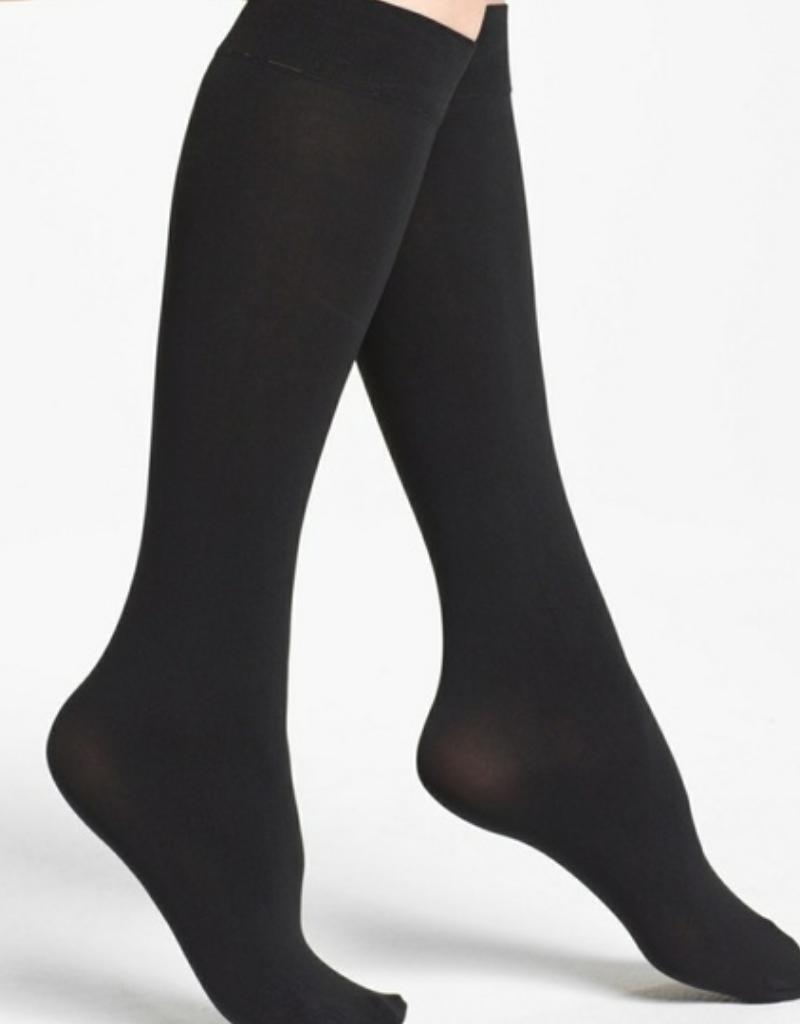 DKNY DKNY Opaque Microfiber Knee Socks 00996
