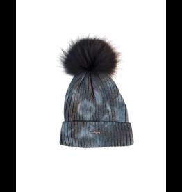 Bari Lynn Bari Lynn Tie Dye Knit Winter Hat