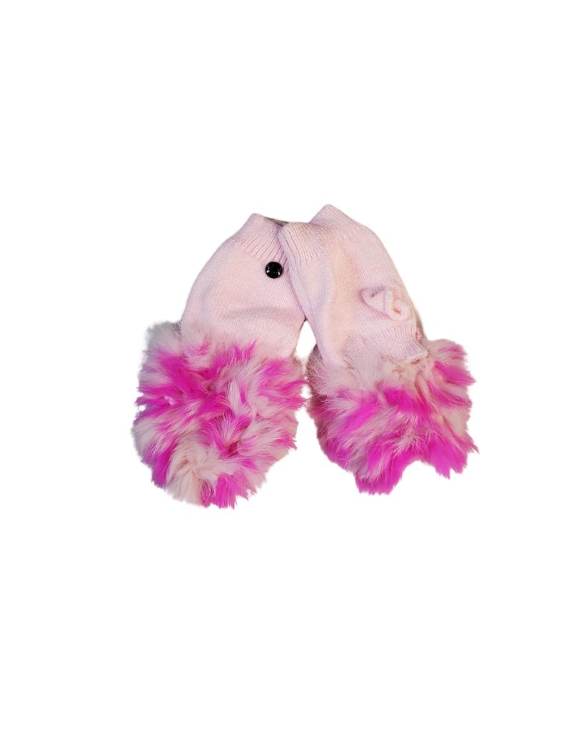 Bari Lynn Bari Lynn  Girl Fingerless Gloves