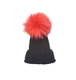 Maniere Maniere Women Merino Wool Knit Hat 2.0