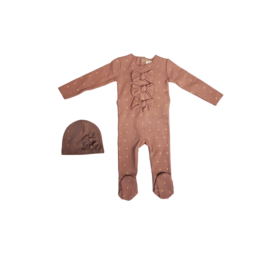 fragile Fragile Baby Romper Set (WBOCP4309)