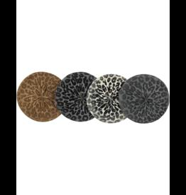 Revaz Revaz Leopard Knit Snood