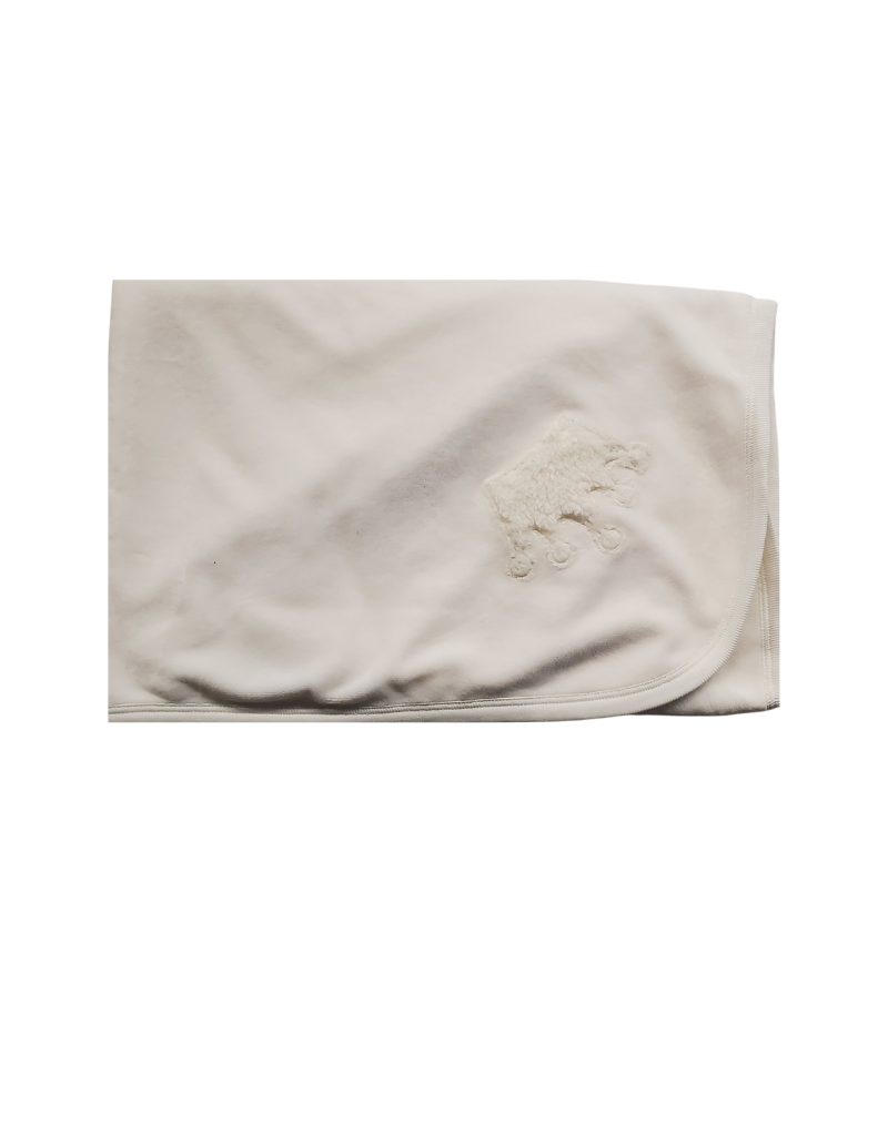 Coton PomPom Coton PomPom  Crown Velour Blanket