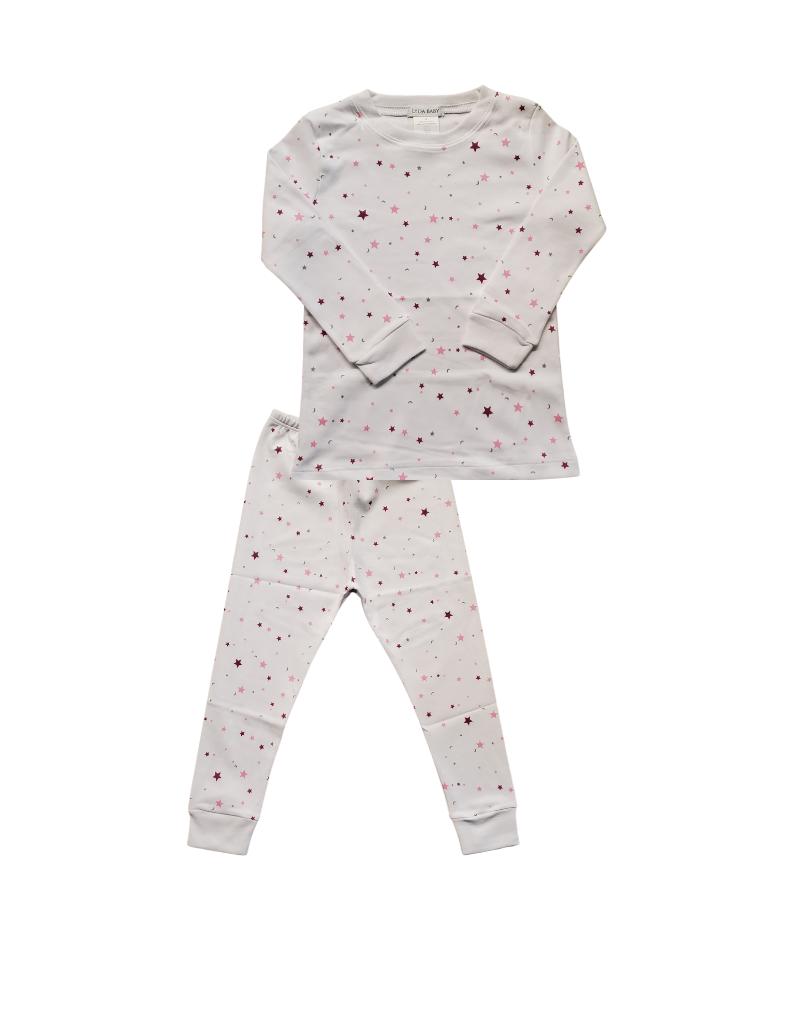 Coton PomPom LydaBaby Stars Set Pajama