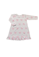 Coton PomPom Lyda Baby Hearts Nightgown