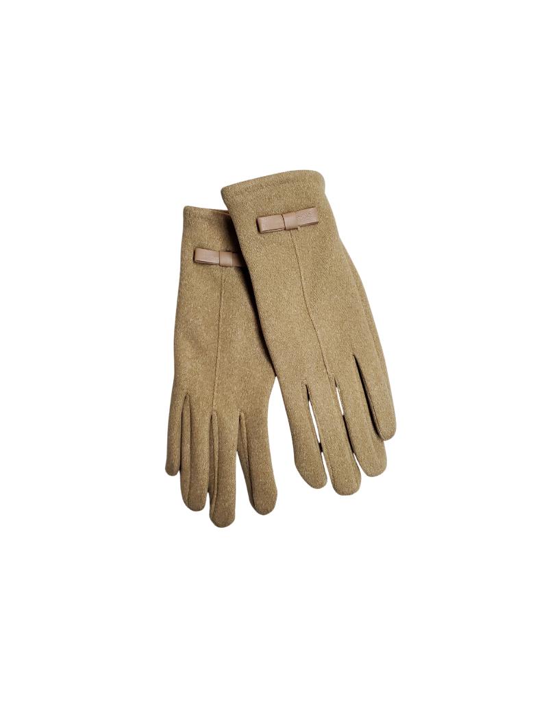 Memoi Memoi Bow Gloves-MEG-HK907