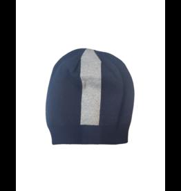DaCee DaCee Center Stripe Knit Hat