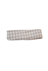 DaCee DaCee Kids  Houndstooth Winter Headwrap