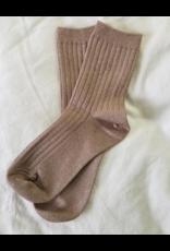 Le Bon Shoppe Le Bon Shoppe Her Sock -Lurex