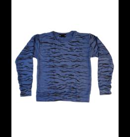 Global Love Global Love Adult Zebra Sweatshirt
